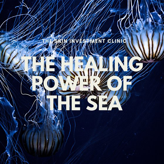 The Healing Power of The Sea